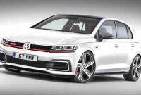 2019 Volkswagen Golf GTI Sport Redesign, 2019 volkswagen golf r, 2019 volkswagen golf gti,