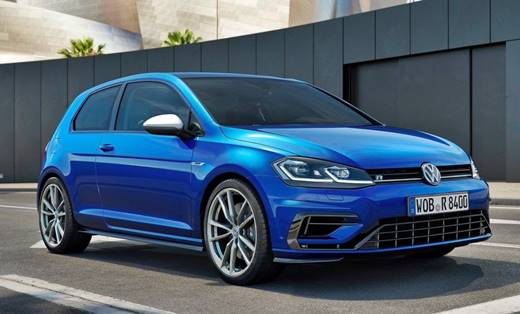 2019 volkswagen golf r review vw suv models. Black Bedroom Furniture Sets. Home Design Ideas