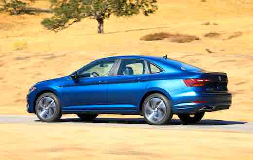2019 VW Jetta Models