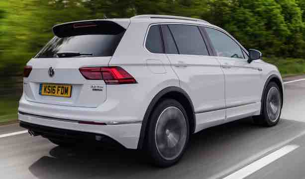 2020 VW Tiguan R, Changes, Coupe >> 2020 Volkswagen Tiguan Rumors Vw Suv Models