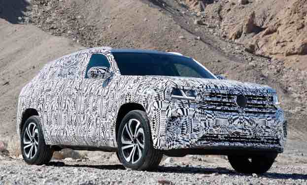 2020 VW Atlas Cross Sport, Changes, Price >> 2020 Vw Atlas Review Vw Suv Models