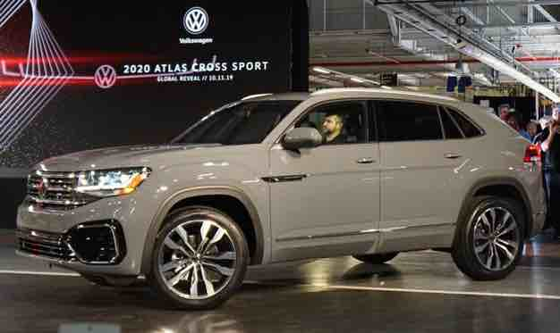 2020 Volkswagen Atlas Cross Sport Release Date, 2020 atlas cross sport, 2020 vw atlas release date, atlas cross sport, vw atlas cross sport pics, volkswagen atlas 2020, vw atlas cross sport 2019,