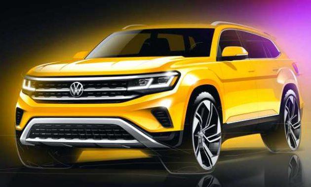 2021 Volkswagen Atlas 3 | VW SUV Models