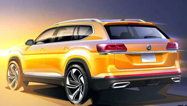 2021 Volkswagen Atlas: The New Atlas Review, Price and ...