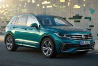 The new 2023 VW Tiguan is a Fantastic Compact SUV from VW